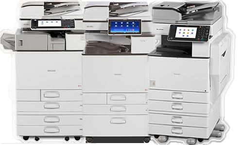 Ricoh photocopier