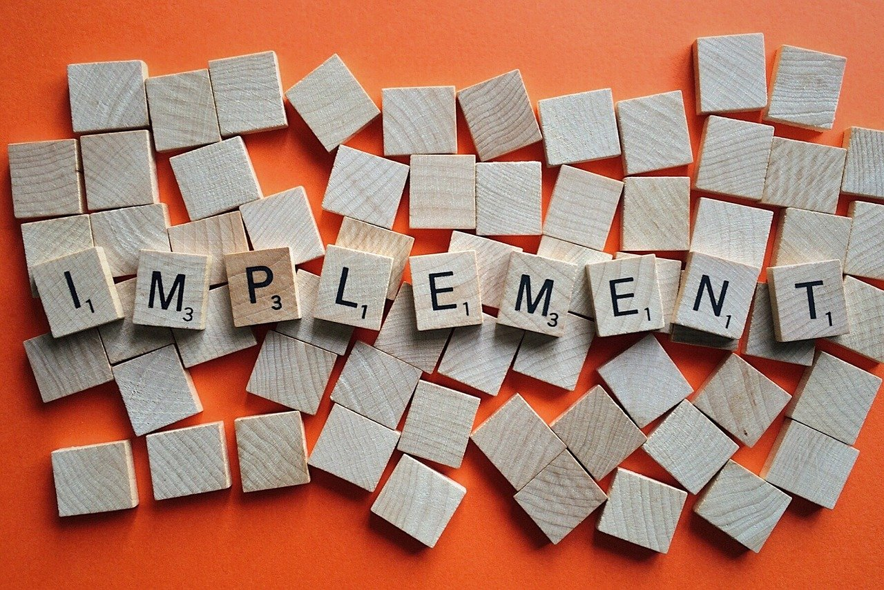 implement, do, implementation