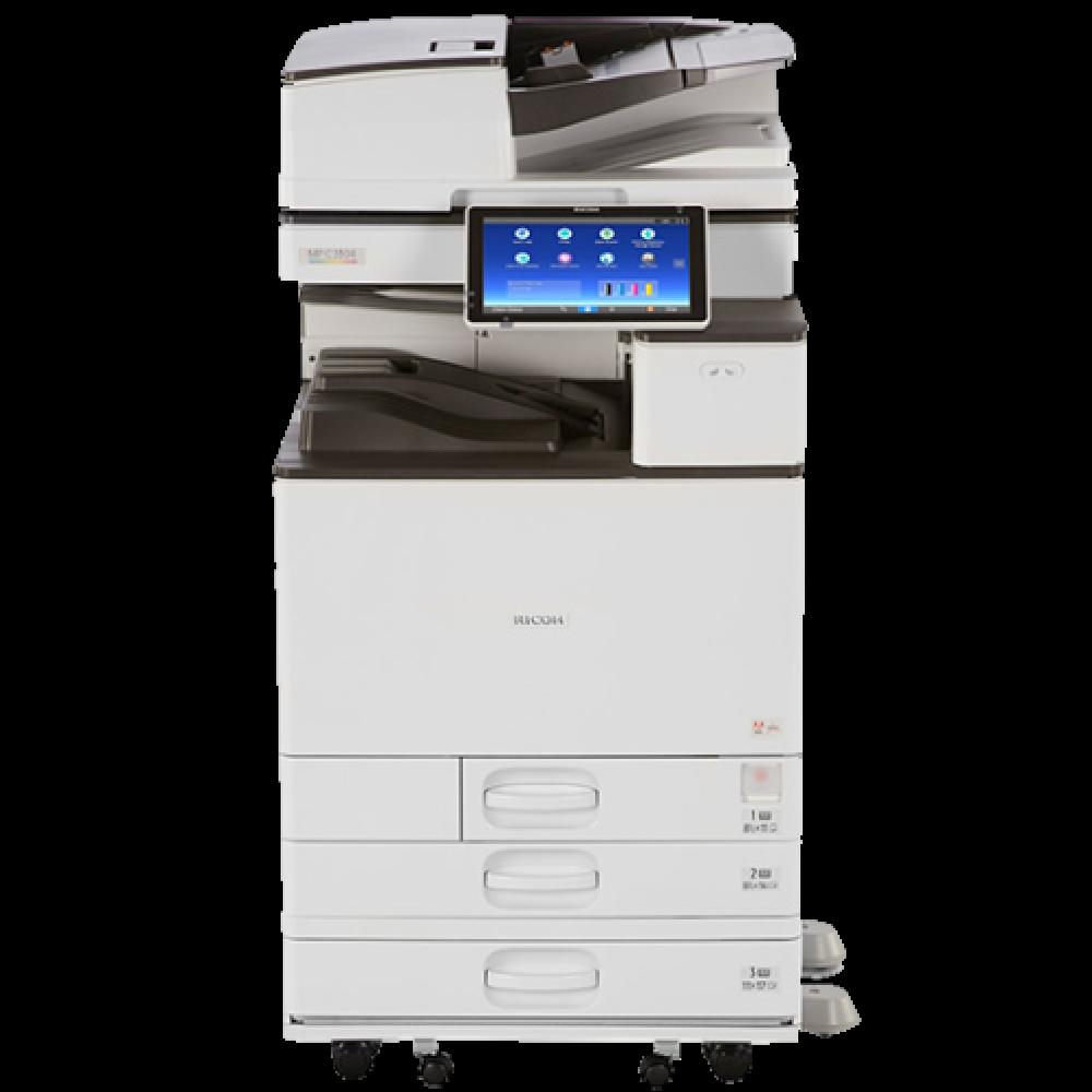 Ricoh photocopier MPC3504